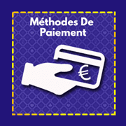 Méthodes de paiements