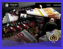 500 € d'argent réel offert sur Luxury Casino
