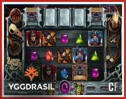 Baron Samedi : Nouvelle Machine A Sous De Yggdrasil Gaming