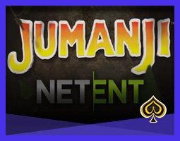 Les casinos Netent lancent la machine à sous Jumanji en 2018