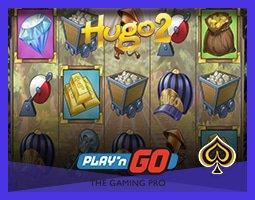 Les casinos Play'n Go présentent la nouvelle machine à sous Hugo 2