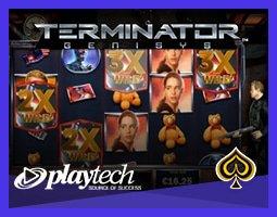 Les casinos Playtech lancent le nouveau jeu Terminator Genisys
