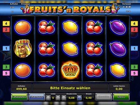Fruits n