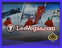 Gagnez un voyage de ski sur le casino LeoVegas