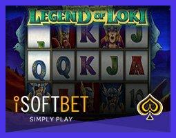 iSoftBet lance le jeu Legend of Loki