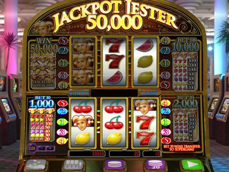 Jackpot Jester 50000