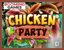 Janvier 2020 accueillera la nouvelle machine à sous Chicken Party