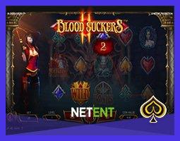 Jouez Sans Dépôt À La Machine À Sous Blood Suckers II De Netent