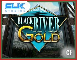 Machine à sous Black River Gold à la Une chez ELK Studios