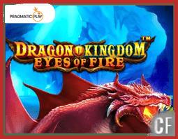Machine à sous Dragon Kingdom: Eyes of Fire de Pragmatic Play