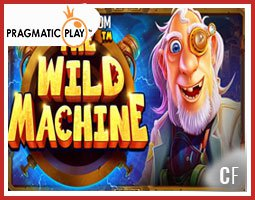 La machine à sous The Wild Machine lancée ce mois de mars 2020