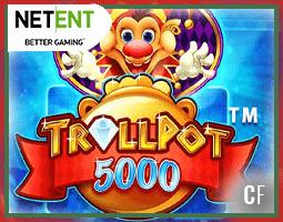 Machine à sous Trollpot 5000 : Dernière sortie de NetEnt