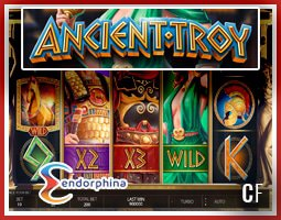 La nouvelle machine à sous Ancient Troy d'Endorphina est lancée