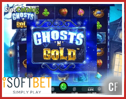 Machine à sous Ghosts N Gold d'iSoftBet