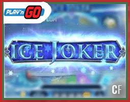 Machine à sous Ice Joker arrive sur les casinos Play'N Go