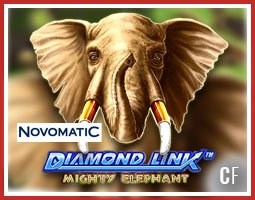 Nouveau jeu Diamond Link : Mighty Elephant