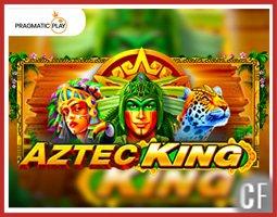 La nouvelle machine à sous Aztec King Megaways