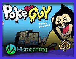 Microgaming lance sa nouvelle machine à sous Poke The Guy