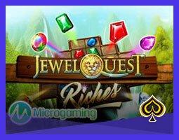 nouvelle machine à sous jewel quest riches casinos microgaming