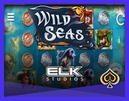 Naviguez sur la nouvelle machine à sous Wild Seas de Elk Studios