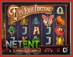 Netent Présente Les Fonctionnalités Du Jeu Turn Your Fortune