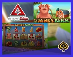 nouvelle machine à sous janes farm casinos arrows edge