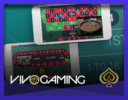 Nouvelle interface pour la Roulette Mobile de Vivo Gaming