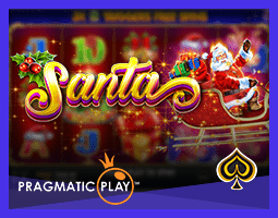 Nouvelle machine à sous Santa de Pragmatic Play récemment lancée