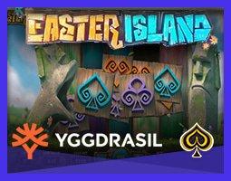 Nouvelle machine à sous Easter Island lancée par Yggdrasil Gaming