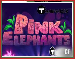 Pink Elephants 2 : Superbe machine à sous à venir de Thunderkick
