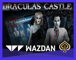 Profitez de la nouvelle machine à sous Dracula's Castle de Wazdan