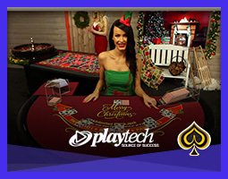 Relookage de la section jeux avec croupier en direct de Playtech