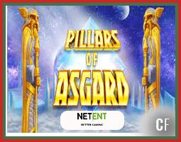Séjour à Asgard avec la machine à sous Pillars Of Asgard