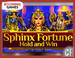 Superbe machine à sous Sphinx Fortune de Booming Games