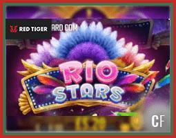 Super février avec la machine à sous Rio Stars signée Red Tiger