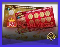 Tracez votre chemin vers des gains sur le casino Royal Vegas