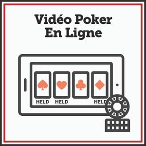 vidéo poker gratuit en ligne