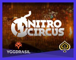 Yggdrasil prépare une machine à sous Nitro Circus